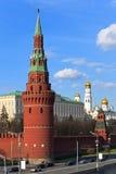 La Moscú Kremlin. Rusia. Fotos de archivo