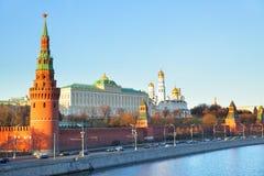 La Moscú Kremlin Imagenes de archivo