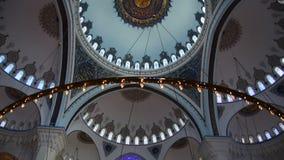 La moschea Ä°stanbul Turchia di Camlica video d archivio