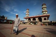 La moschea Immagini Stock Libere da Diritti