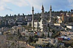 La moschea in Abu Gosh Immagine Stock