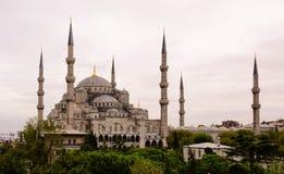 La moschea blu Fotografia Stock Libera da Diritti