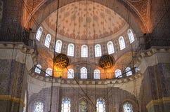 La moschea del conquistatore Fotografie Stock Libere da Diritti