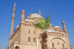 La moschea del Pasha di Muhammad Ali Fotografie Stock