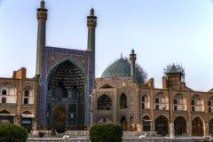 La moschea dello scià a Ispahan Fotografia Stock Libera da Diritti