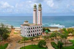 La moschea di divinità Fotografia Stock Libera da Diritti