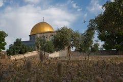 La moschea di Omar Immagini Stock Libere da Diritti