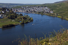 La Moselle images stock