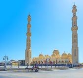 La mosquée Photos stock