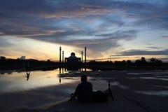 La mosquée Photo libre de droits