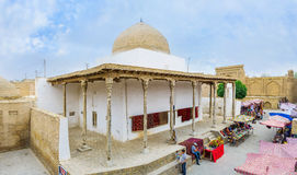 La mosquée blanche photos libres de droits