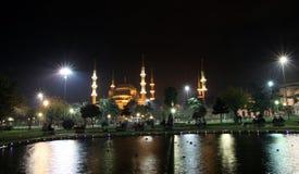 La mosquée bleue à Istanbul. Images libres de droits