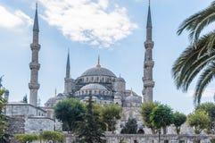 La mosquée bleue Photos stock