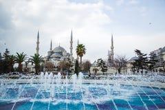 La mosquée bleue Photo stock