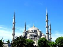 La mosquée bleue, Istanbul photographie stock