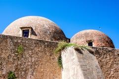 La mosquée de Neratze dans Rethymno, île de Crète, Grèce Photo libre de droits