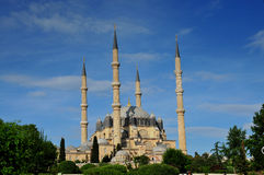 La mosquée de Selimiye, Edirne Turquie Photographie stock
