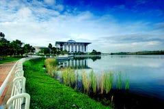La mosquée de Tuanku Mizan Adidin ou mosquée de fer Photographie stock libre de droits