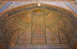 La mosquée du régent, Shiras, Iran Images stock