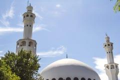 La mosquée musulmane, Foz font Iguacu, Brésil Images stock