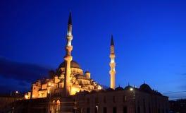 La mosquée neuve, Istanbul. photo stock