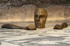 Arte moderna ed antica Immagini Stock