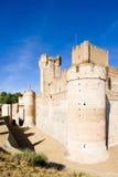 La Mota Castle Stock Images