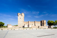 La Mota Castle Stock Photography