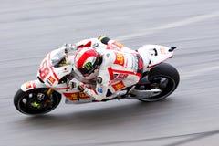 La motocicleta malasia Prix magnífico 2011 Foto de archivo