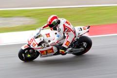La motocicleta malasia Prix magnífico 2011 Fotos de archivo