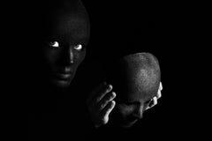La máscara Fotos de archivo libres de regalías