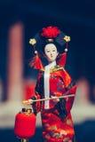 La muñeca de la criada Fotografía de archivo