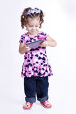 La muchacha Imagen de archivo libre de regalías