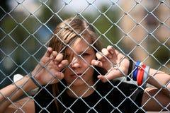 La muchacha - adolescente Foto de archivo libre de regalías