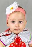 La muchacha bonita Imagen de archivo