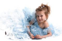 La muchacha hermosa joven Fotografía de archivo