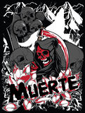 La muerte Royalty Free Stock Photography