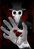 La muerte negra libre illustration