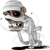 La mummia Immagini Stock Libere da Diritti