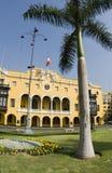 La municipalidad de lima Stock Photos