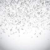 La musica astratta nota la priorit? bassa royalty illustrazione gratis