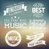 La musica identifica vol.3 Fotografia Stock
