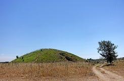 La nécropole d'Etruscan de Cerveteri Images libres de droits