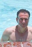 La nadada Fotos de archivo