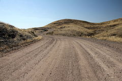 La Namibia Naukluft Fotografie Stock Libere da Diritti