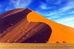 La Namibie, Afrique du Sud Images stock