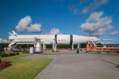 La NASA fusée Saturn v Images stock