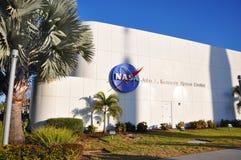 La NASA John F Kennedy Space Center, la Floride Photographie stock libre de droits