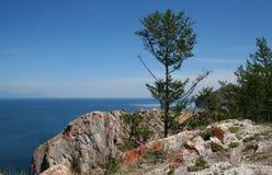La natura del Baikal. Immagini Stock