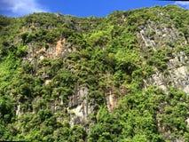 La natura dell'isola Phi Phi thailand immagini stock